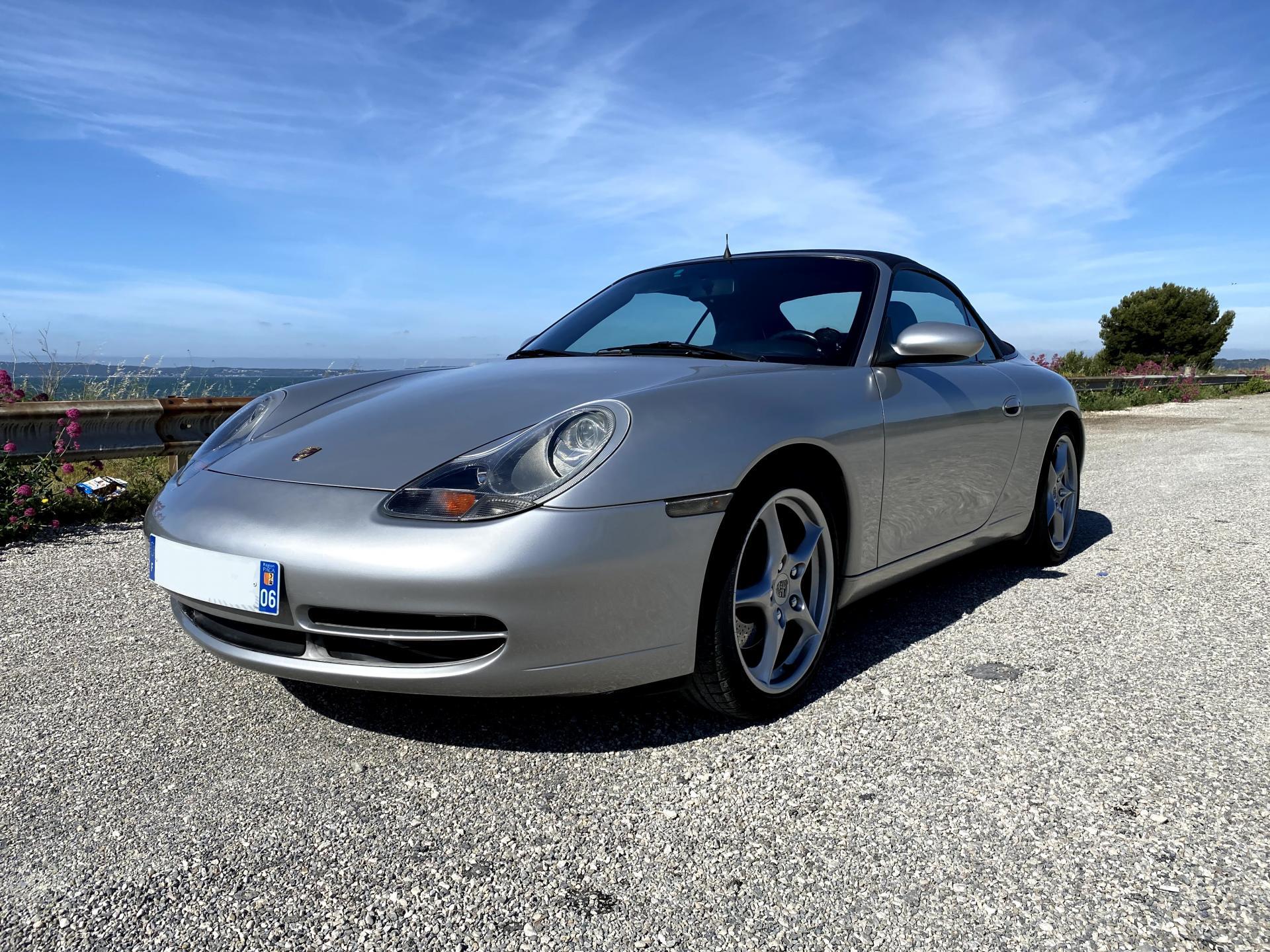 Porsche 996 3.4 Carrera Cab (Porsche 996)