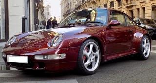 Porsche 993 Carrera 4S (Porsche 993)