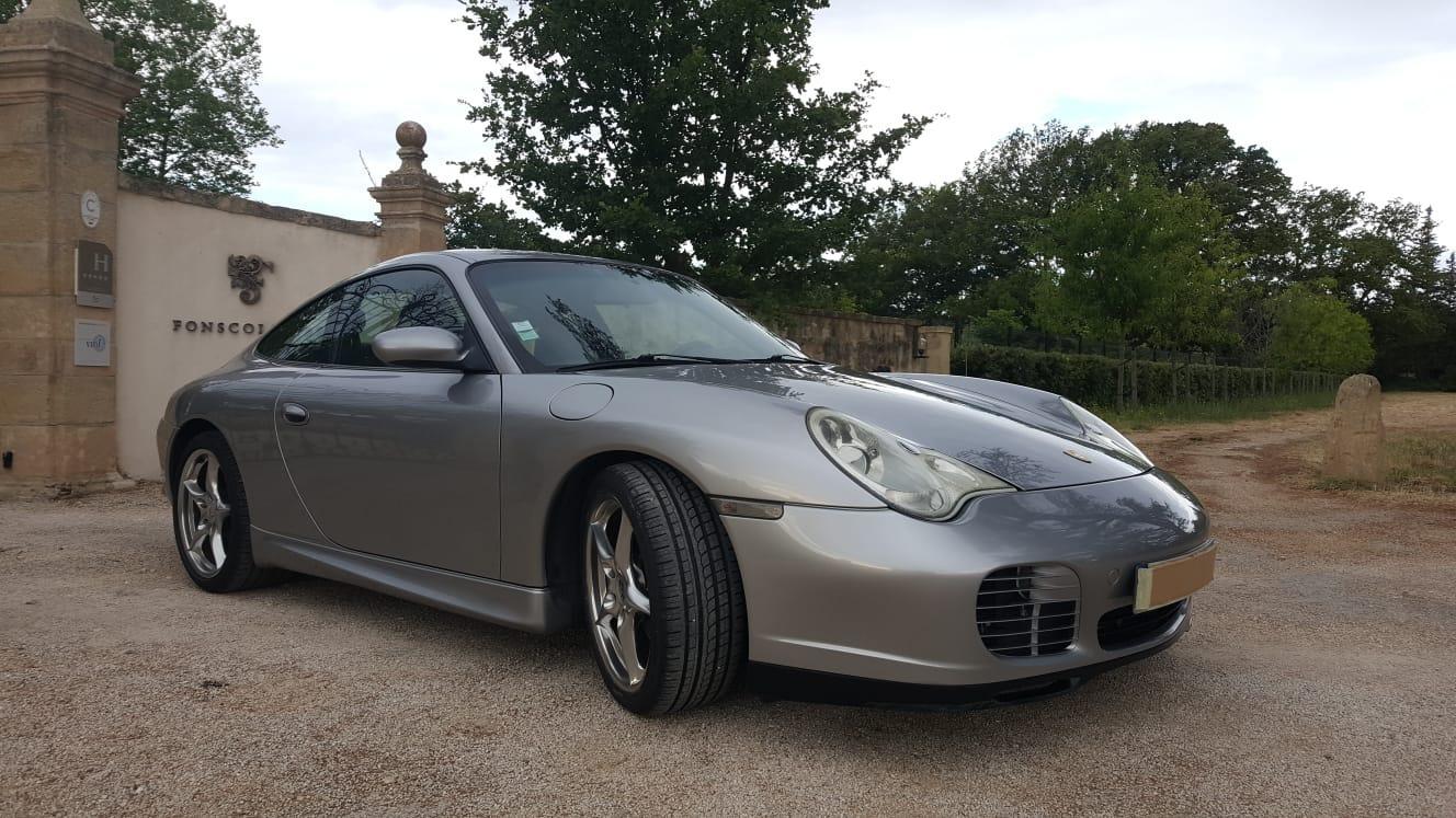 Porsche 996 Anniversaire (Porsche 996)