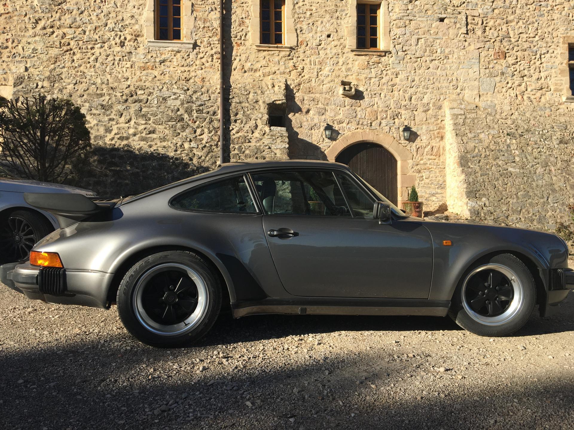 Porsche 930 Turbo 3.3 (Porsche 911 caisses G (1974-1989))