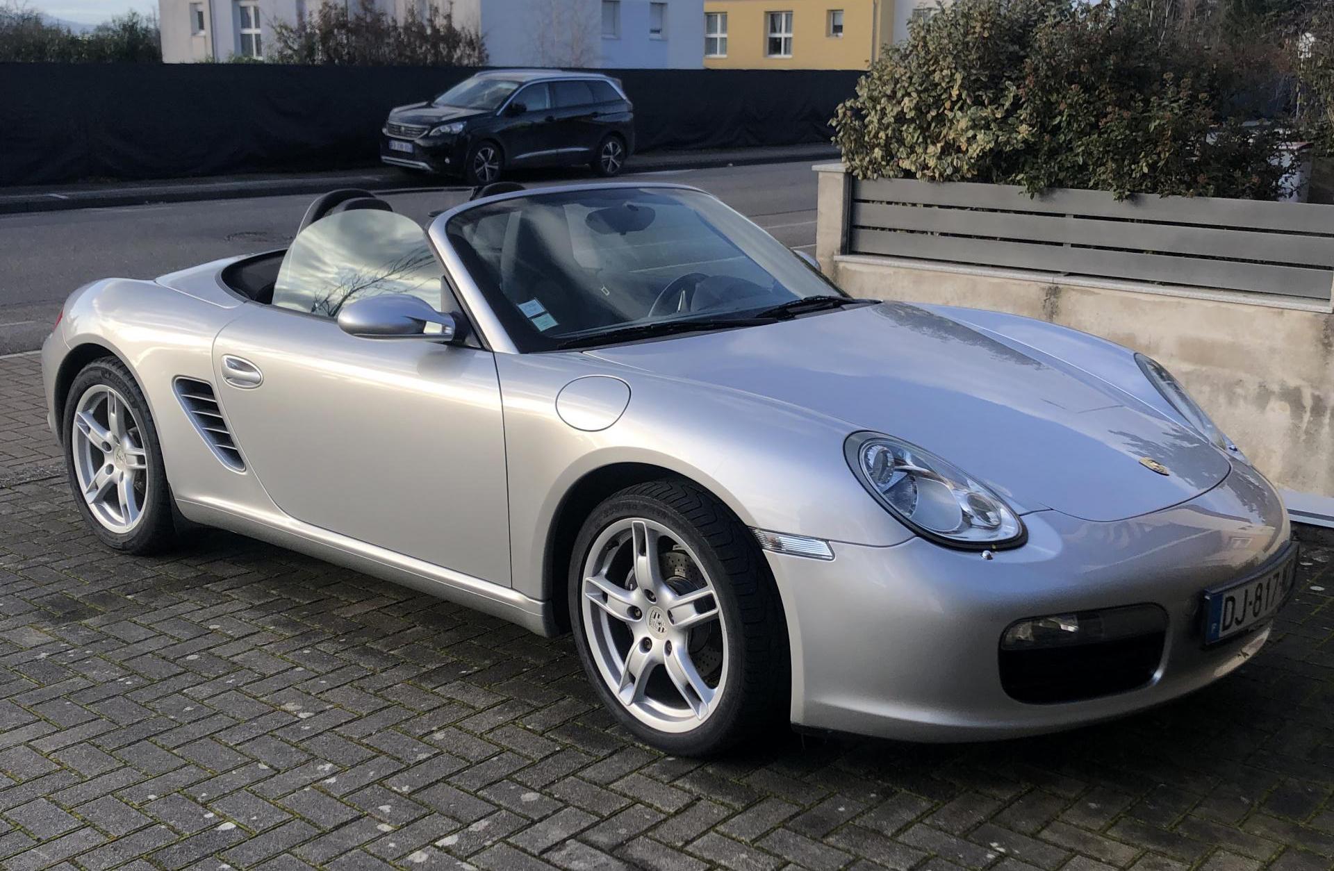 Porsche Boxster 987 2.7 245 ch (Boxster)
