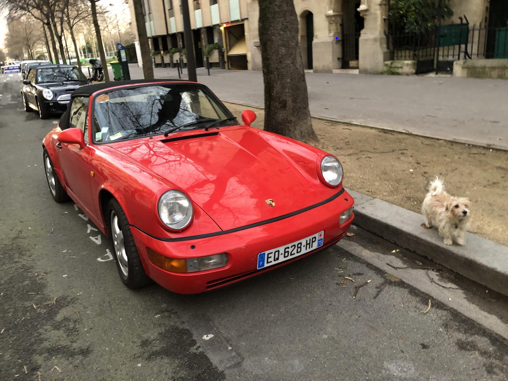 Porsche 964 Carrera 2/4 cab (Porsche 964)