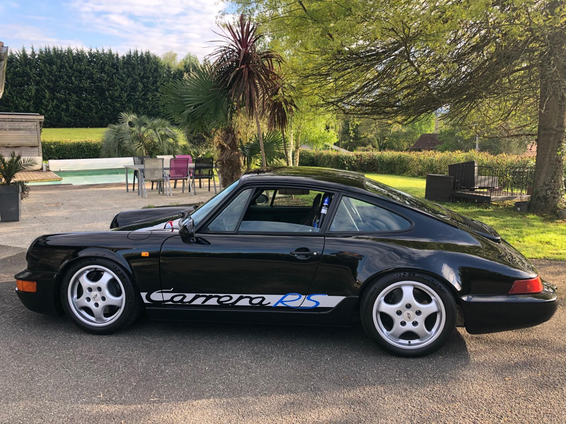 Porsche 964 RS (Porsche 964)