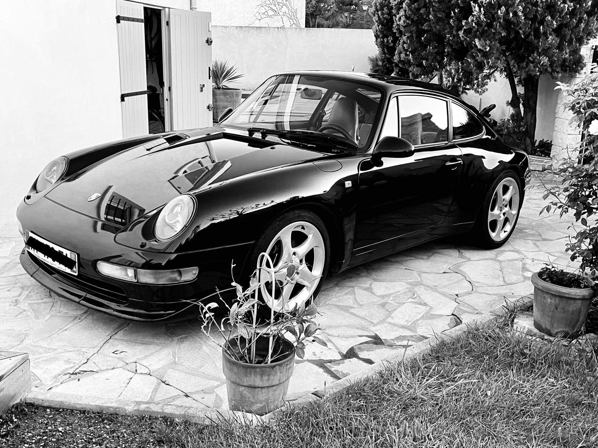 Porsche 993 285 ch Carrera 2 (Porsche 993)