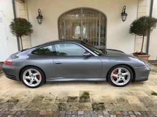 Porsche 996 Carrera 4S (Porsche 996)