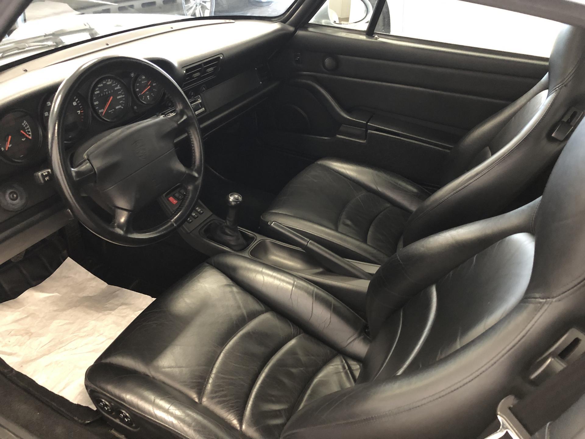 Porsche 993 272 ch Carrera (Porsche 993)