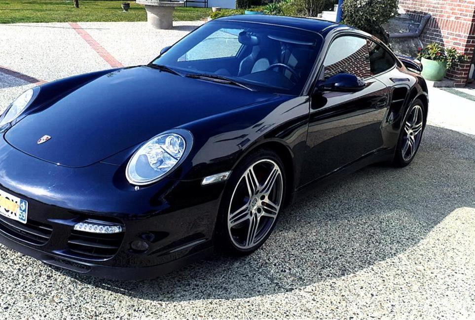 Porsche 997 Turbo 3.8 (Porsche 997)
