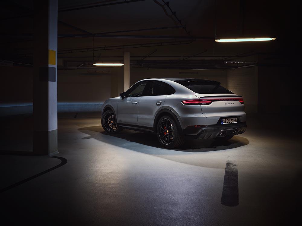 Porsche Cayenne GTS Coupé 2020