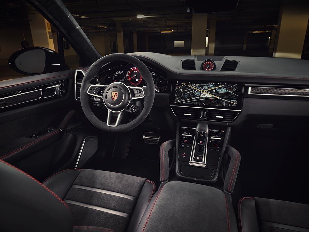 Pack intérieur GTS Cayenne 2020