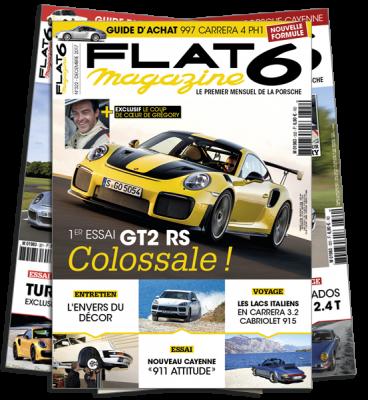 Abonnement 1 an / 12 numéros / Europe