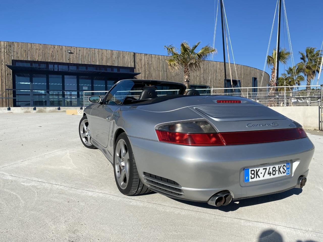 Porsche 996 Carrera 4S Cab (Porsche 996)