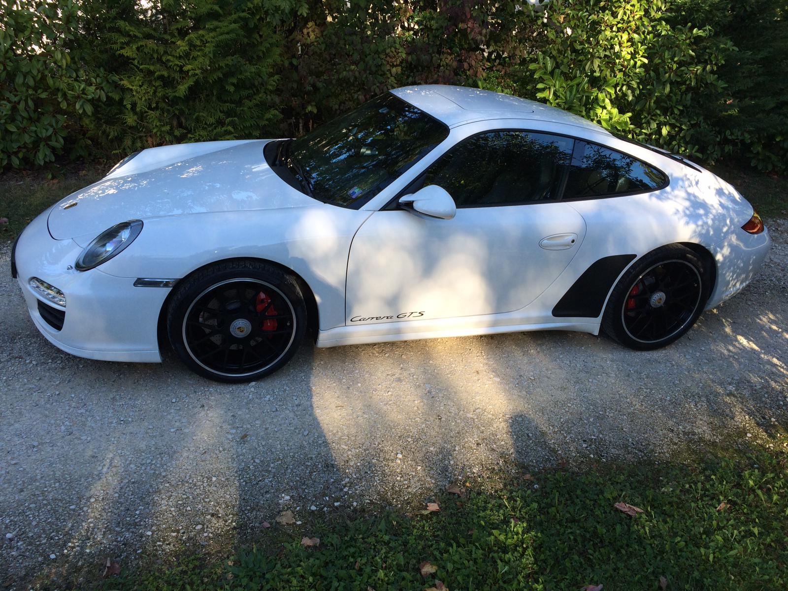 Porsche 997 Carrera GTS (Porsche 997)