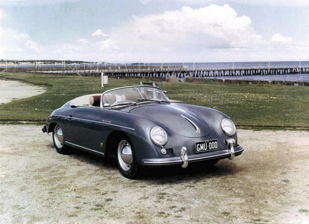 Porsche 356 a speedster 1956