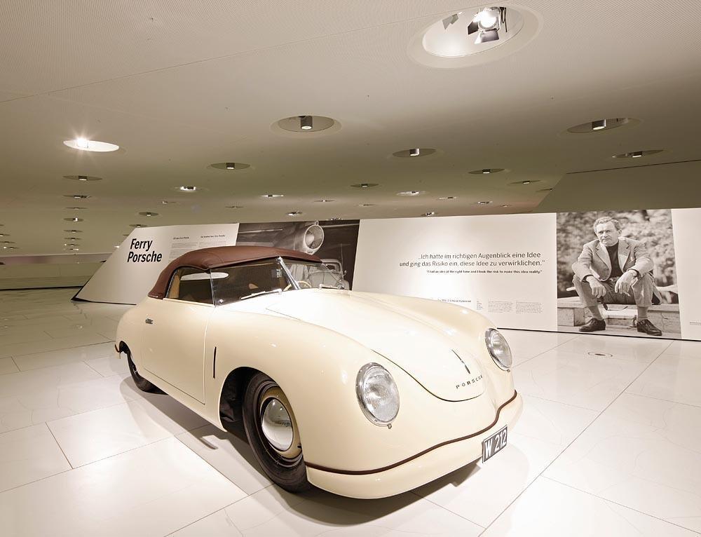 Porsche 356 gmund