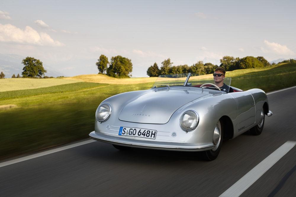 Porsche 356 n 1