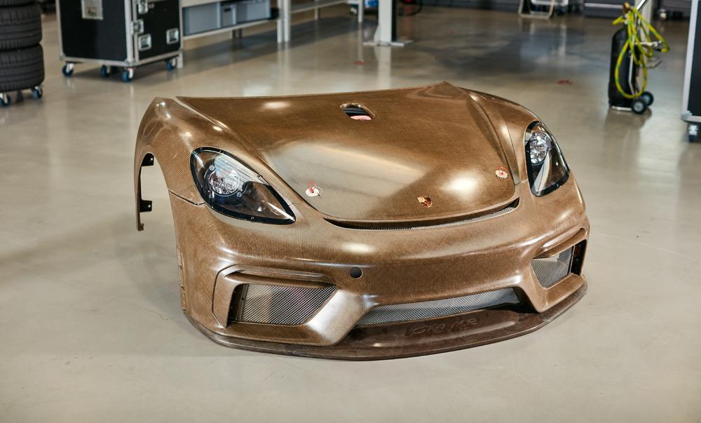 Porsche 718 cayman gt4 clubsport mr 6