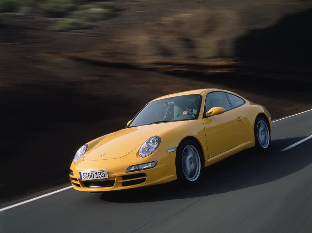 Porsche 911 997 avant