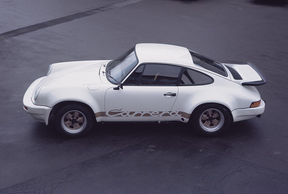 Porsche 911 carrera rs 3 0