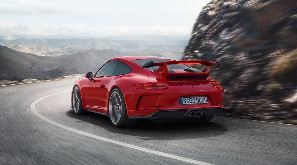 Porsche 911 gt3 1