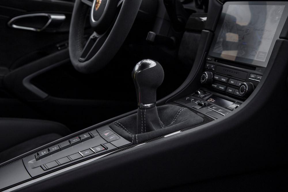 Porsche 911 gt3 2017 manual box