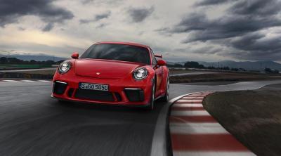 Porsche 911 gt3 4