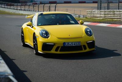Porsche 911 gt3 7
