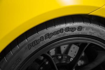 Porsche 911 gt3 michelin