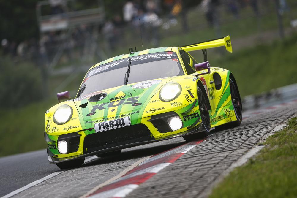 Porsche 911 gt3 r 24h nurburgring 2021 11