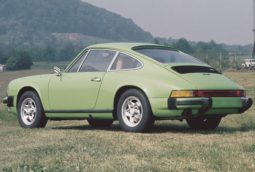 Porsche 911 jantes ats