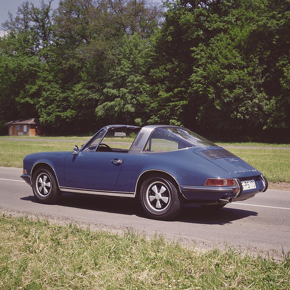 Porsche 911 jantes fuchs 2