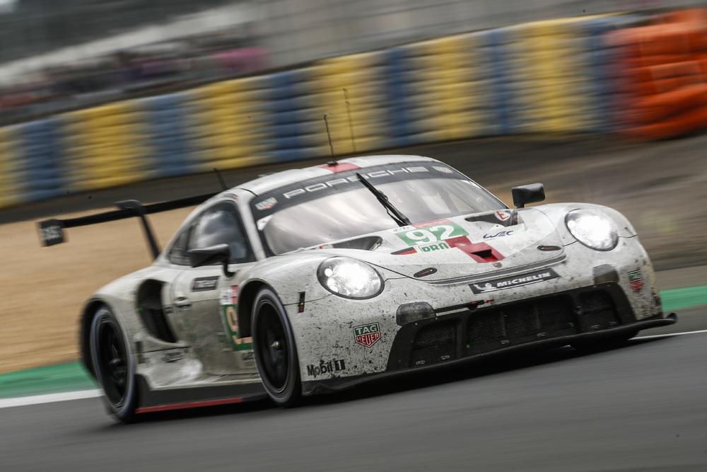 Porsche 911 rsr 24h du mans 2021 7