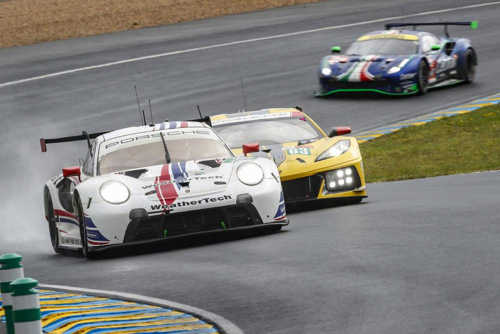 Porsche 911 rsr 24h du mans 2021 8