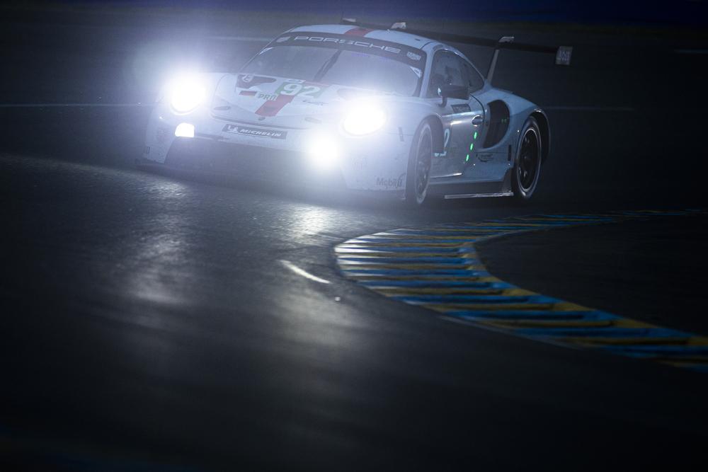 Porsche 911 rsr 24h du mans 2021