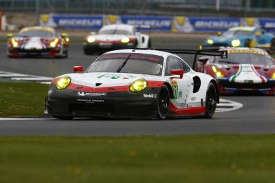 Porsche 911 rsr lietz makowiecki