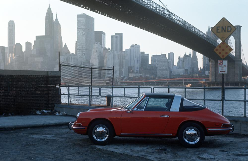 Porsche 912targa 1968 new york