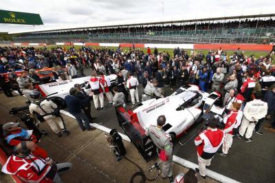 Porsche 919 hybrid grid