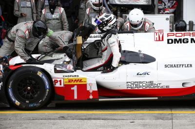 Porsche 919 hybrid porsche lmp team andre lotterer