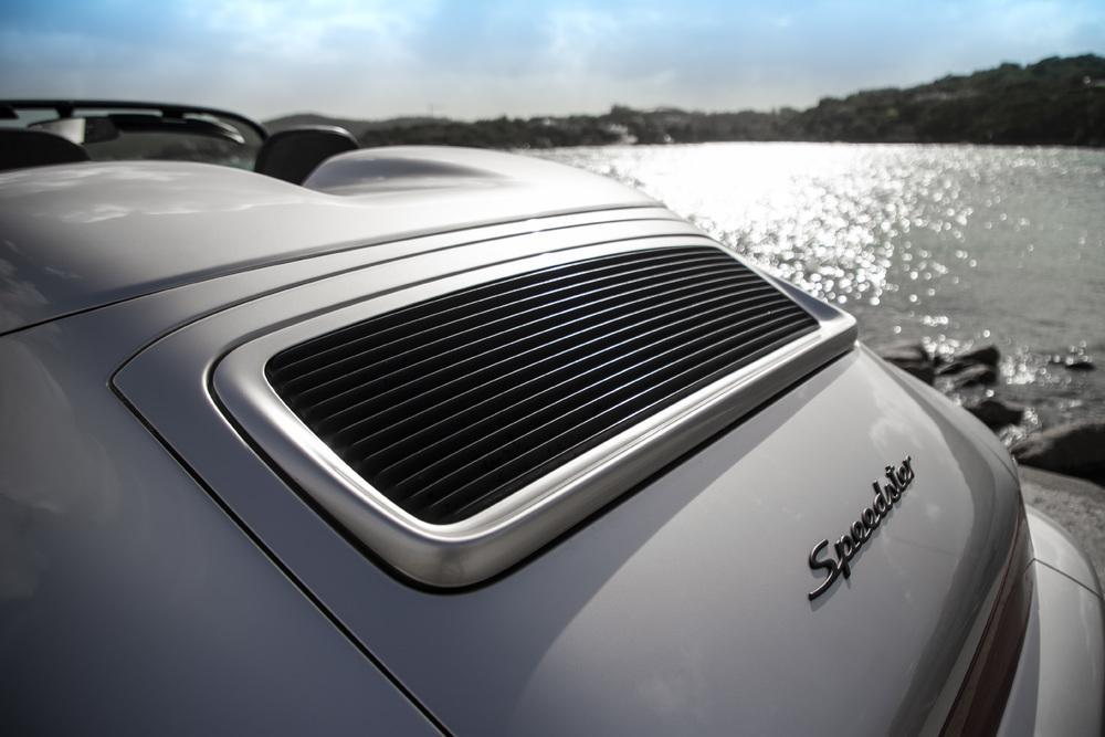 Porsche 964 speedster aileron 1