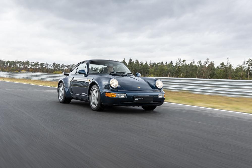 Porsche 964 turbo 3 3 2