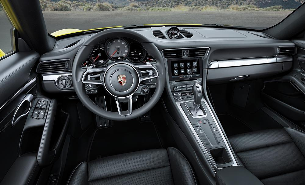 Porsche 991 2 carrera 4s inte rieur