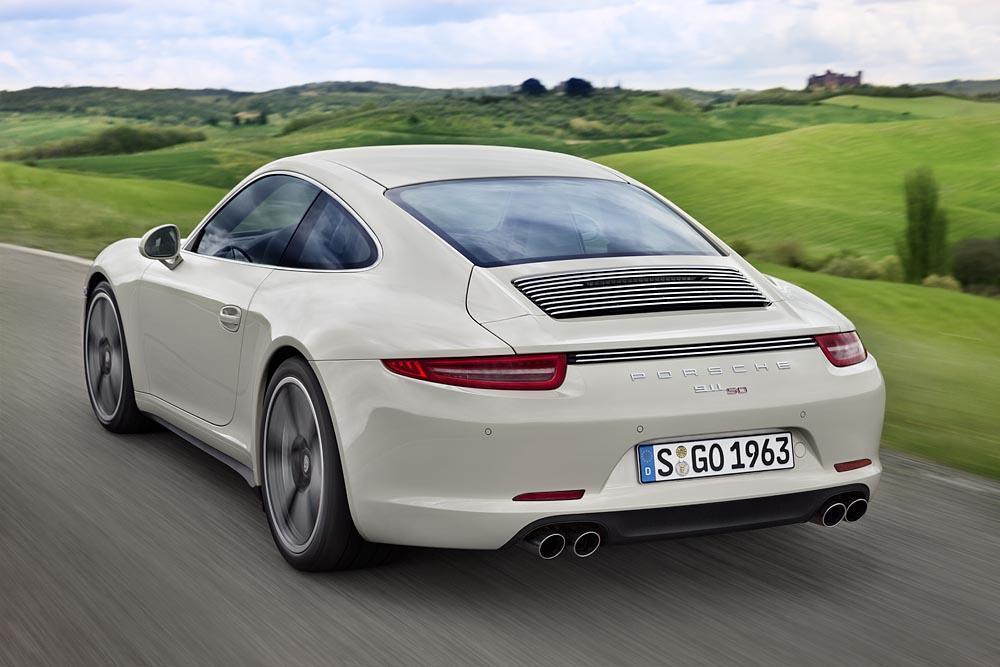Porsche 991 50