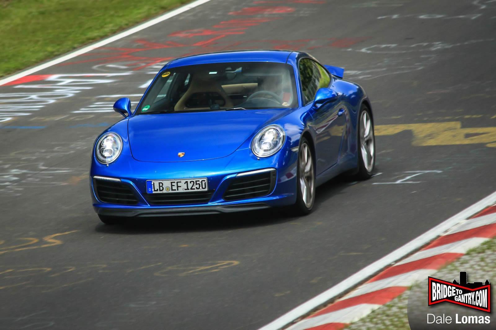 Porsche 991 facelift 1
