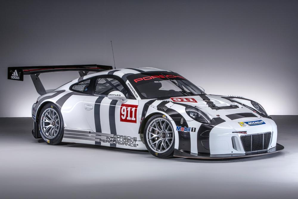 Porsche 991 gt3 r 4