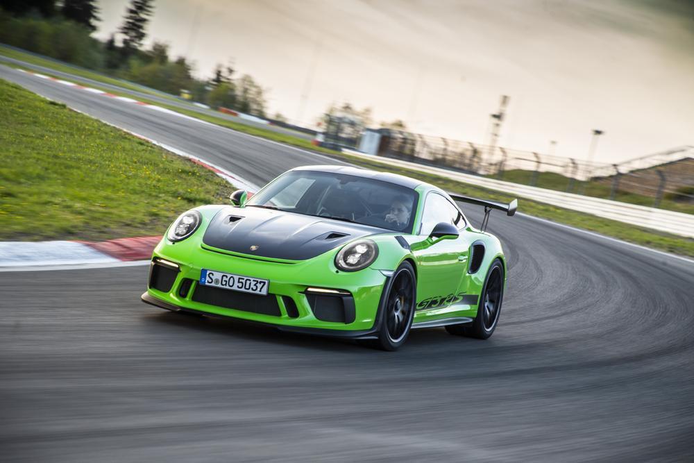 Porsche 991 gt3 rs ph 2 weissach vert lezard