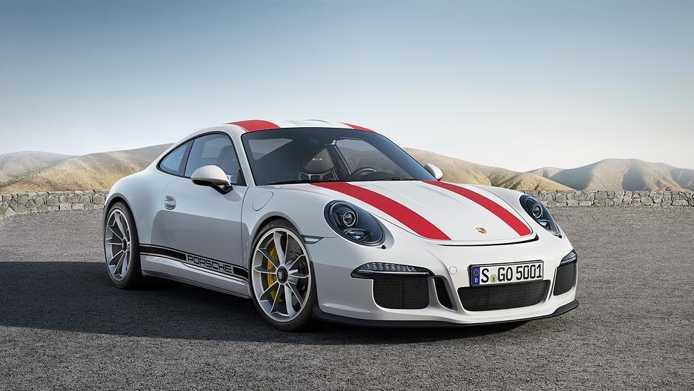 Porsche 991 r avant