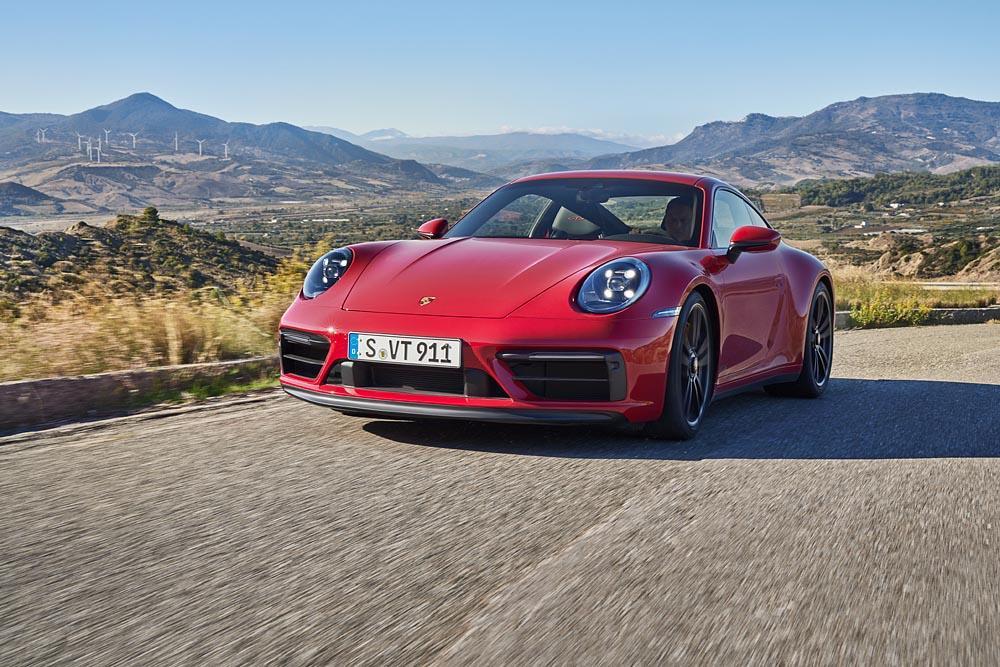 Porsche 992 carrera gts