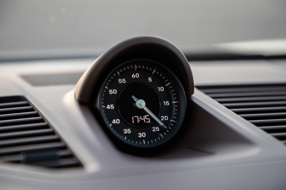 Porsche 992 chrono sport