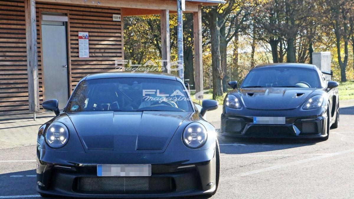 Porsche 992 gt3 3