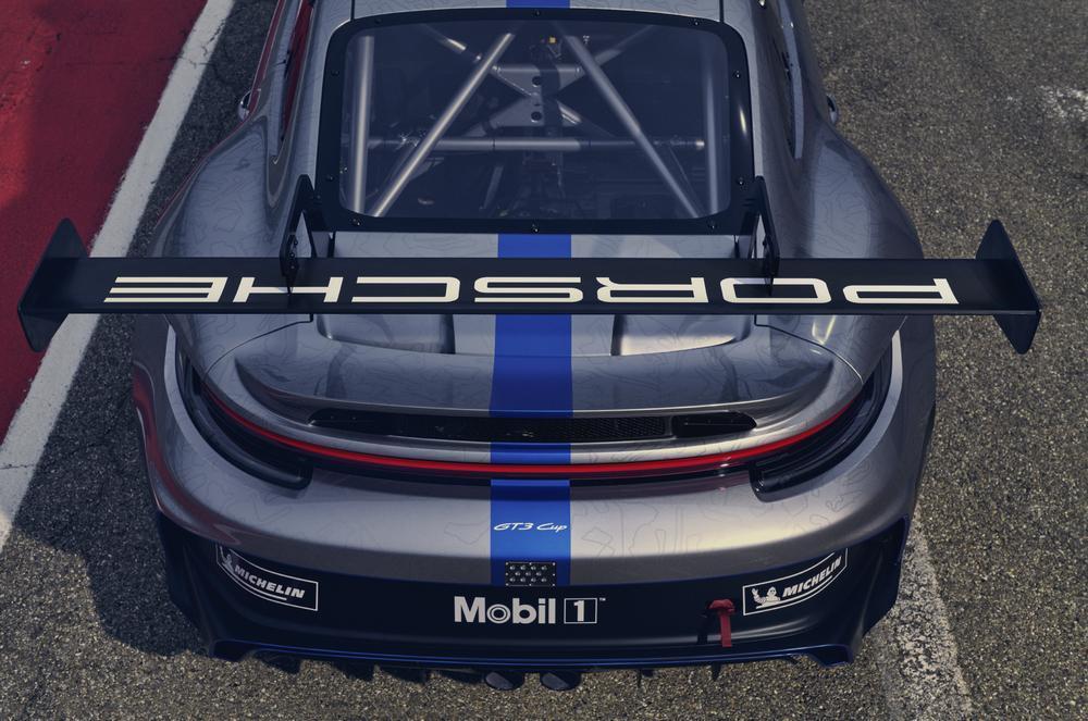 Porsche 992 gt3 cup 2