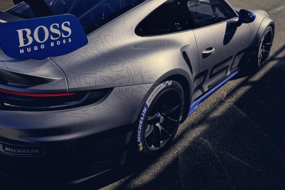 Porsche 992 gt3 cup 4